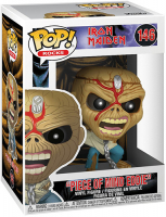 FUNKO POP! VINYL: ROCKS: IRON MAIDEN: PIECE OF MIND (SKELETON EDDIE) (45983)