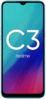 Смартфон Realme C3 3+32GB Frozen Blue (RMX2021)