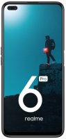 Смартфон Realme 6 Pro 8+128GB Lightning Blue (RMX2063)