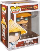 Фигурка Funko POP! Vinyl: Games: Mortal Kombat: Raiden (45111)