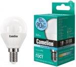 Светодиодная лампа Camelion LED10-G45/845/E14