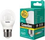 Светодиодная лампа Camelion LED10-G45/830/E27