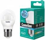 Светодиодная лампа Camelion LED10-G45/845/E27
