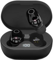 Беспроводные наушники микрофоном HIPER TWS BRISE V2 BLACK BLUETOOTH 5.0 (HTW-S7)