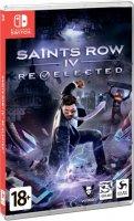Игра для Nintendo Switch Deep Silver Saints Row IV Re-Elected