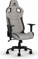 Игровое кресло Corsair Gaming T3 Rush Gray/Charcoal (CF-9010031-WW)