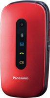 Мобильный телефон Panasonic KX-TU456 Red