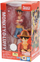 Фигурка BANDAI Tamashii Nations: Figuarts Zero: One Piece Straw Hat Luffy (57020-8)