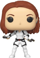FUNKO POP! BOBBLE: MARVEL: BLACK WIDOW: BLACK WIDOW WHITE SUIT (46681)