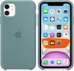 Чехол Apple Silicone Case для iPhone 11 Cactus (MXYW2ZM/A)