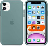 Чехол Apple Silicone Case для iPhone 11 Cactus (MXYW2ZM/A)