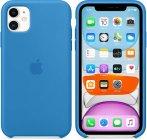 Чехол Apple Silicone Case для iPhone 11 Surf Blue (MXYY2ZM/A)