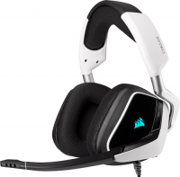CORSAIR GAMING VOID RGB ELITE USB WHITE (CA-9011204-EU)  фото