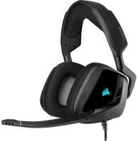 CORSAIR GAMING VOID RGB ELITE USB CARBON (CA-9011203-EU)  фото