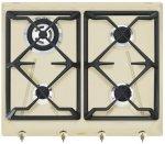 Газовая варочная панель Smeg SRV864POGH