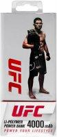 Внешний аккумулятор Red Line J01 UFC 4000 mAh Metal Silver (УТ000019302)