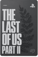Внешний жесткий диск Seagate 2TB Game Drive PS4 The Last of Us 2 (STGD2000202)