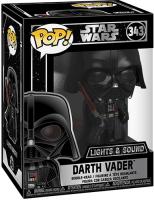 Фигурка Funko POP! Bobble: Star Wars: Darth Vader (35519) summer wars part 1