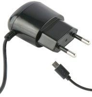 Сетевое зарядное устройство Red Line Lite micro-USB, 1A Black (УТ000010348)