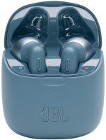 Беспроводные наушники с микрофоном JBL Tune 220 TWS Blue (JBLT220TWSBLU)