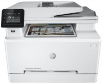Лазерное МФУ HP Color LaserJet Pro M282nw (7KW72A)
