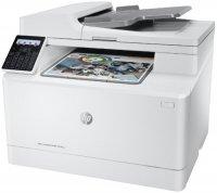 Лазерное МФУ HP Color LaserJet Pro M183fw