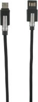 Кабель Red Line Rare USB/micro USB Black (УТ000016012) jinga jincabmcusb12bl black кабель usb micro usb 1 2 м