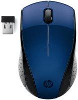 Мышь HP 220 Blue (7KX11AA)