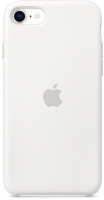 Чехол Apple Silicone Case для iPhone SE 2020/7/8 White (MXYJ2ZM/A) чехол uniq marbre для apple iphone 7 8 white
