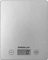 Кухонные весы Ergolux ELX-SK02-С03 весы ergolux elx sk03 c02 black