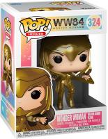Фигурка Funko POP! WW 84: Wonder Woman Gold Flying Pose (46660) coin mow ww 1 d039