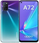 Смартфон OPPO A72 4+128GB Aurora Purple (CPH2067)