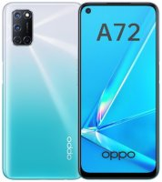 Смартфон OPPO A72 4+128GB Shining White (CPH2067)