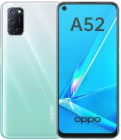 Смартфон OPPO A52 4+64GB Stream White (CPH2069)