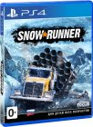 Игра для PS4 Focus Home SnowRunner. Стандартное издание