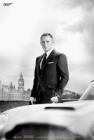 PYRAMID JAMES BOND: BOND#AND#DB5 - SKYFALL (PP33010)  фото