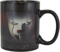 Кружка Paladone Pennywise Heat Change Mug (PP5155IT) фото
