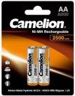 Аккумуляторы Camelion AA (BL-2) 2500mAh Ni-Mh, 2 шт