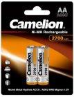 Аккумуляторы Camelion AA (BL-2) 2700mAh Ni-Mh, 2 шт