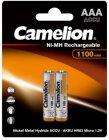Аккумуляторы Camelion AAA (BL-2) 1100mAh Ni-Mh, 2 шт