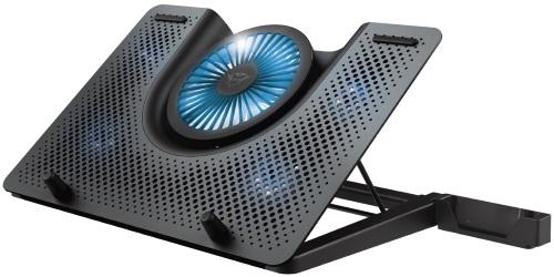 Охлаждающая подставка для ноутбука Trust GXT 1125 Quno (23581)