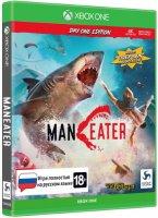 Игра для Xbox One Deep Silver Maneater Издание первого дня