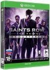 Игра для Xbox One Deep Silver Saints Row: The Third Remastered