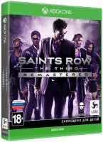 Игра для Xbox One Deep Silver Saints Row: The Third Remastered
