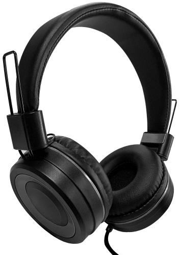 Наушники с микрофоном W.O.L.T. W.O.L.T. STN-028 Black