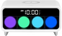 Часы с беспроводной зарядкой Rombica Timebox 1 (ABD-001)