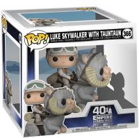 Фигурка Funko POP! Star Wars: Luke on Taun Taun (45634) summer wars part 1