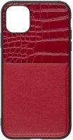 Чехол Red Line Geneva для iPhone 11 Red (УТ000018410)
