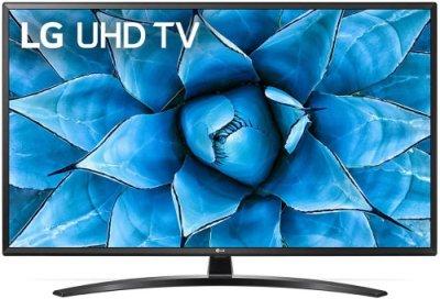 "Ultra HD (4K) LED телевизор 49"" LG 49UN74006LA"