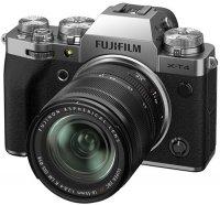 Системный фотоаппарат Fujifilm X-T4 Kit 18-55mm Silver